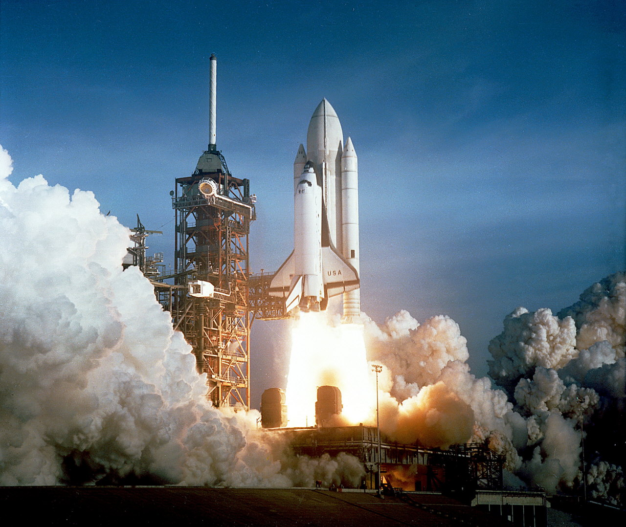 the first space shuttle to land on moon - photo #22