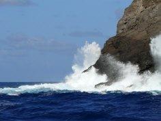 Kaula Rock, Hawaii