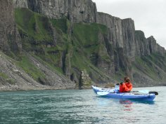 Photographer, Unalaska Island