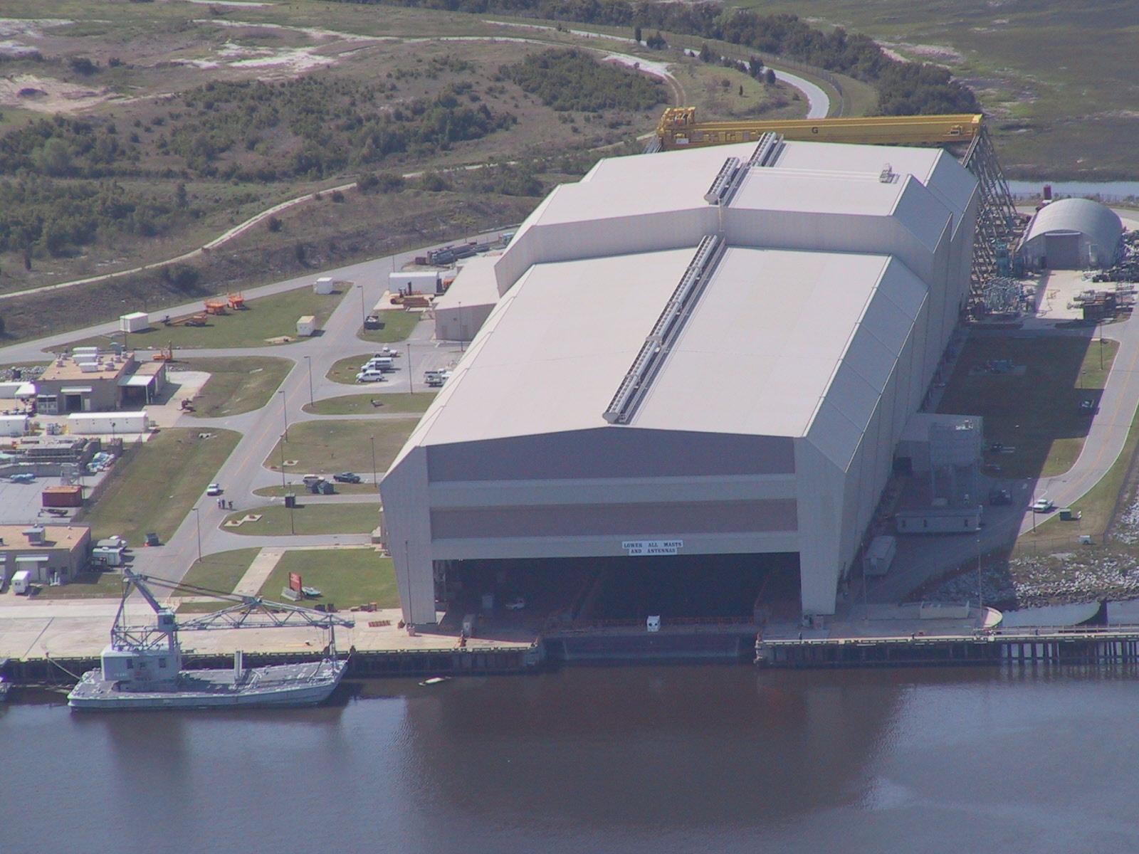 Naval Weapons Station Charleston >> King's Bay Submarine Base