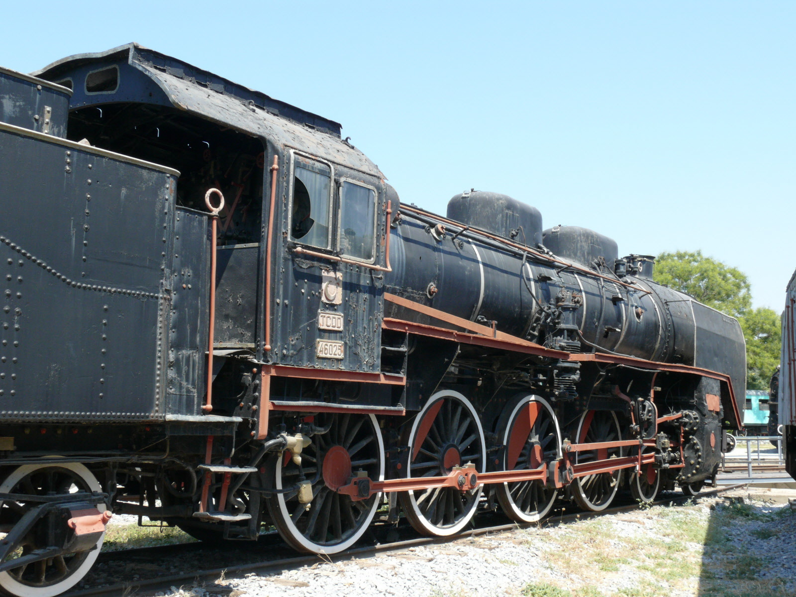 Photos from the Çamlik Railroad Museum, 2009
