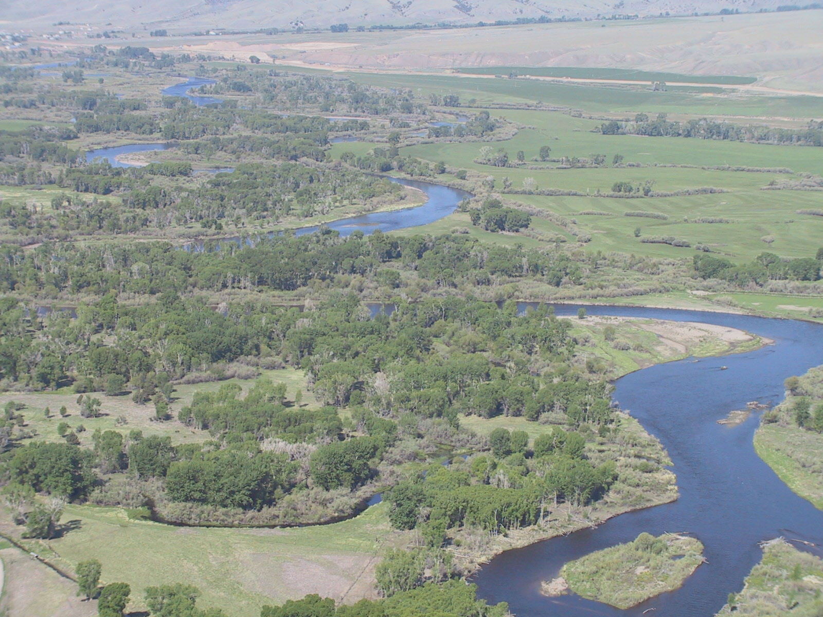 The Lewis And Clark Expedition >> Three Forks, Montana to Pasco, Washington