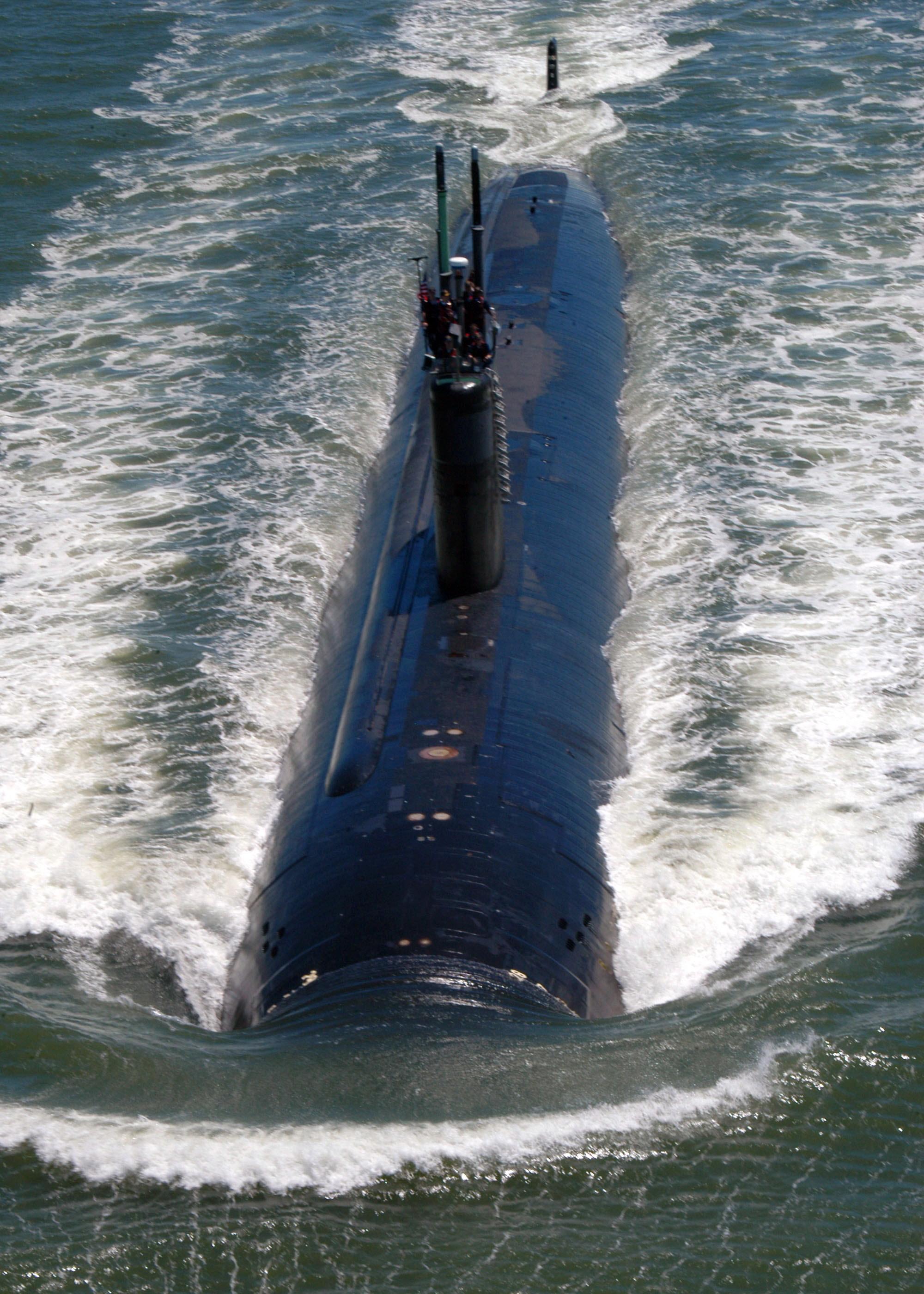 Nuclear Submarine Navy Photos