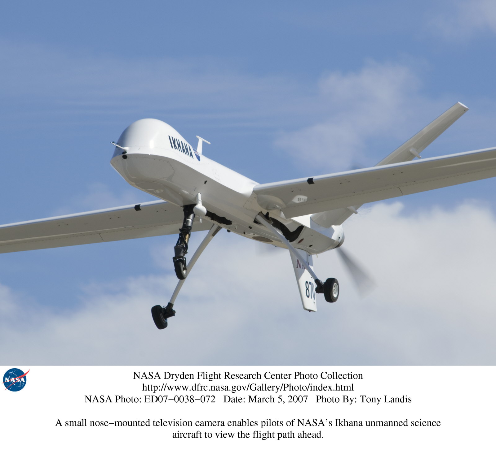 nasa aircraft inventory - HD1600×1454