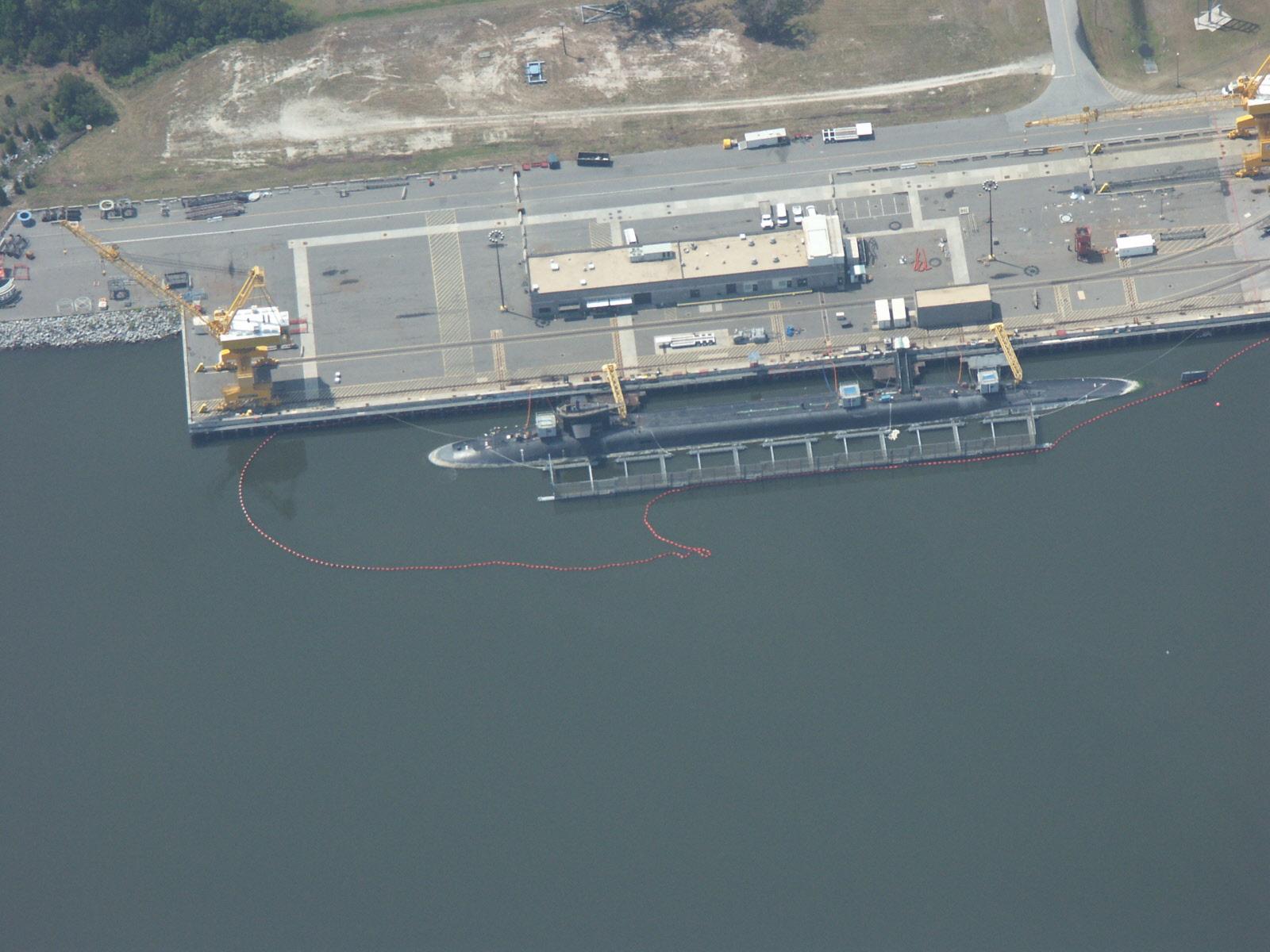 Charleston Naval Base >> King's Bay Submarine Base