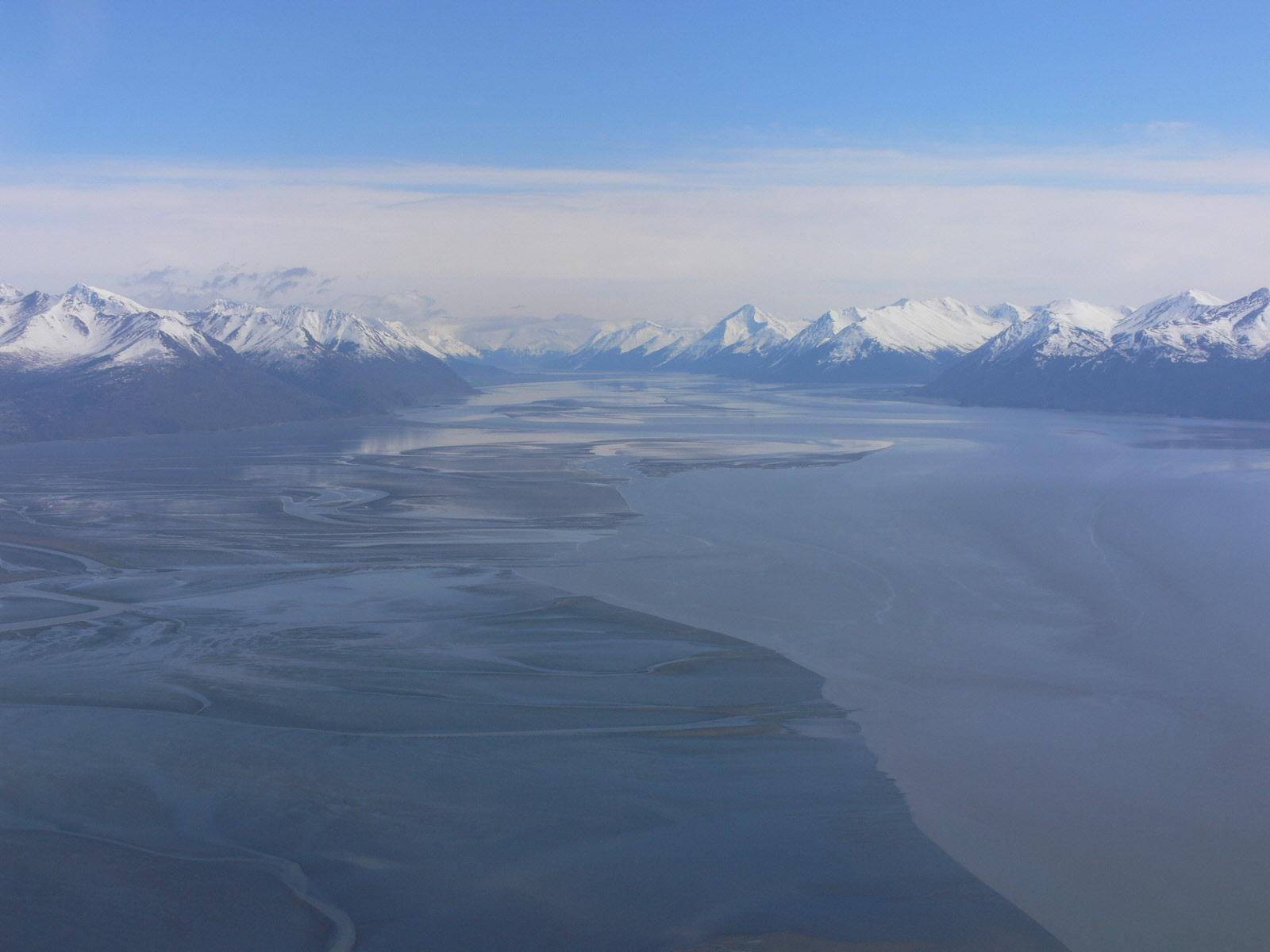 Anchorage To Valdez May 2006